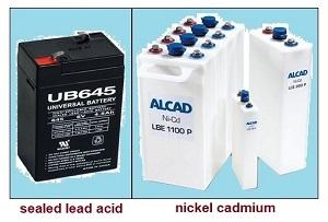تفاوت باتری نیکل کادمیوم و سرب اسید (مزایا و معایب)