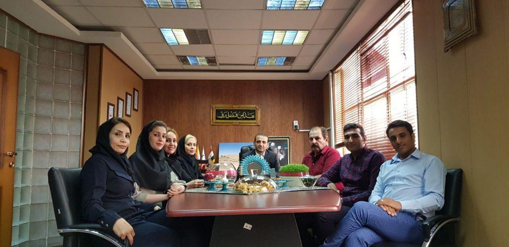 برگزاری جشن نوروز 97 گروه صنعتی بهمن گسترش کیان