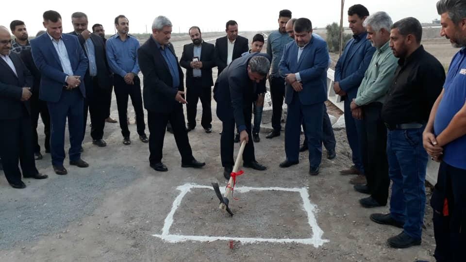 صبحانه کاری واحد تحقیق و توسعه شرکت گروه صنعتی بهمن گسترش کیان و سایر شرکت های پارک علم و فناوری خوزستان به میزبانی شرکت نصب و تعمیرات سازمان آب و برق خوزستان